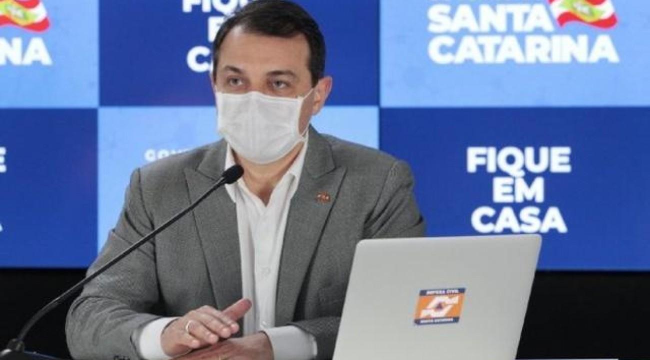 Governador entra com ação no STF para esclarecimento de rito de impeachment.