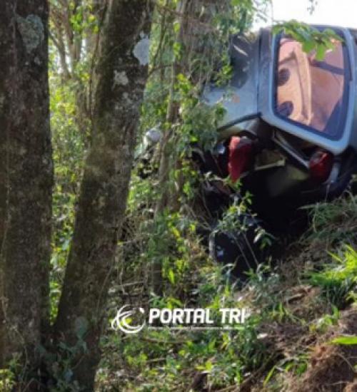 Homem morre após grave acidente na BR-280 em Barracão