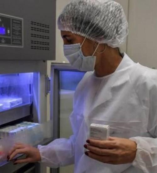 Em breve, vacina para Covid-19 vai estar no SUS'', afirma Pazuello
