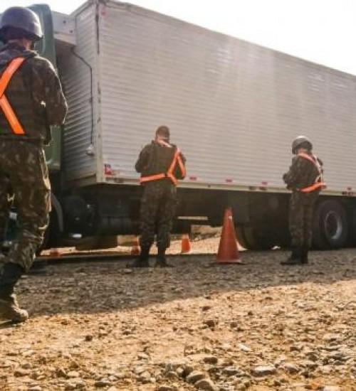 Exército inicia Operação Ágata em Santa Catarina e no Paraná