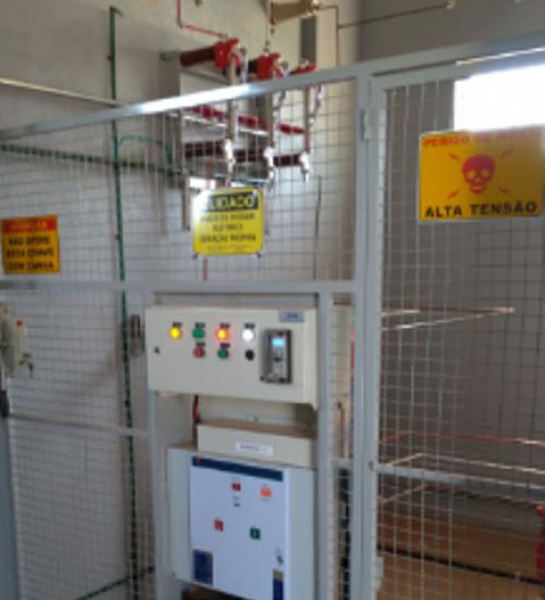 Maior Usina Fotovoltaica do Estado entra em funcionamento em Mondaí