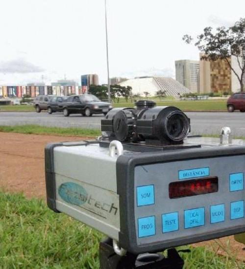 A partir deste domingo, radar fixo ou portátil não poderão ficar escondidos