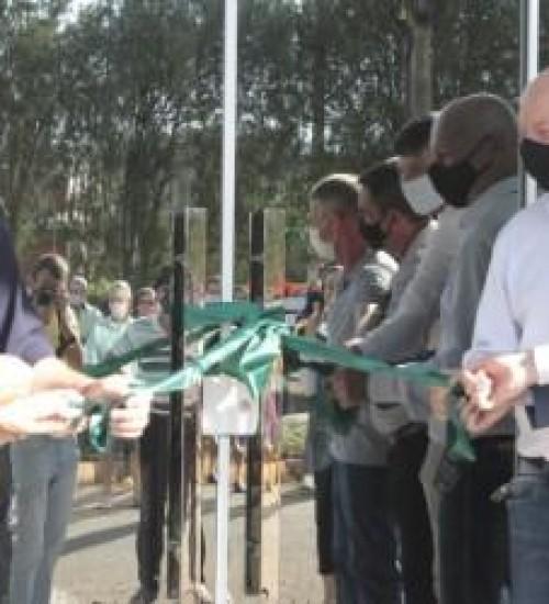 Sicoob Creditapiranga SC/RS inaugura nova agência no município de Tunápolis/SC