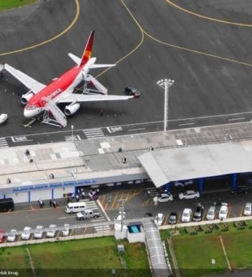 TCE autoriza andamento de concessão do aeroporto de Chapecó.