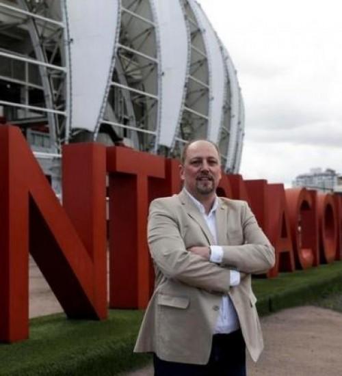 Chapa 5 vence a eleição, e Alessandro Barcellos é o novo presidente do Inter.
