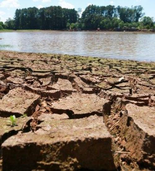 Mesmo com chuva, boletim hídrico aponta situação grave de estiagem em SC.