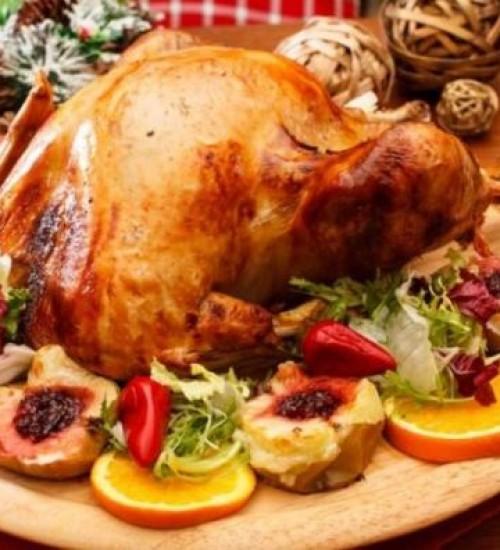 Nutricionista dá dicas de receitas saudáveis para a Ceia de Natal.