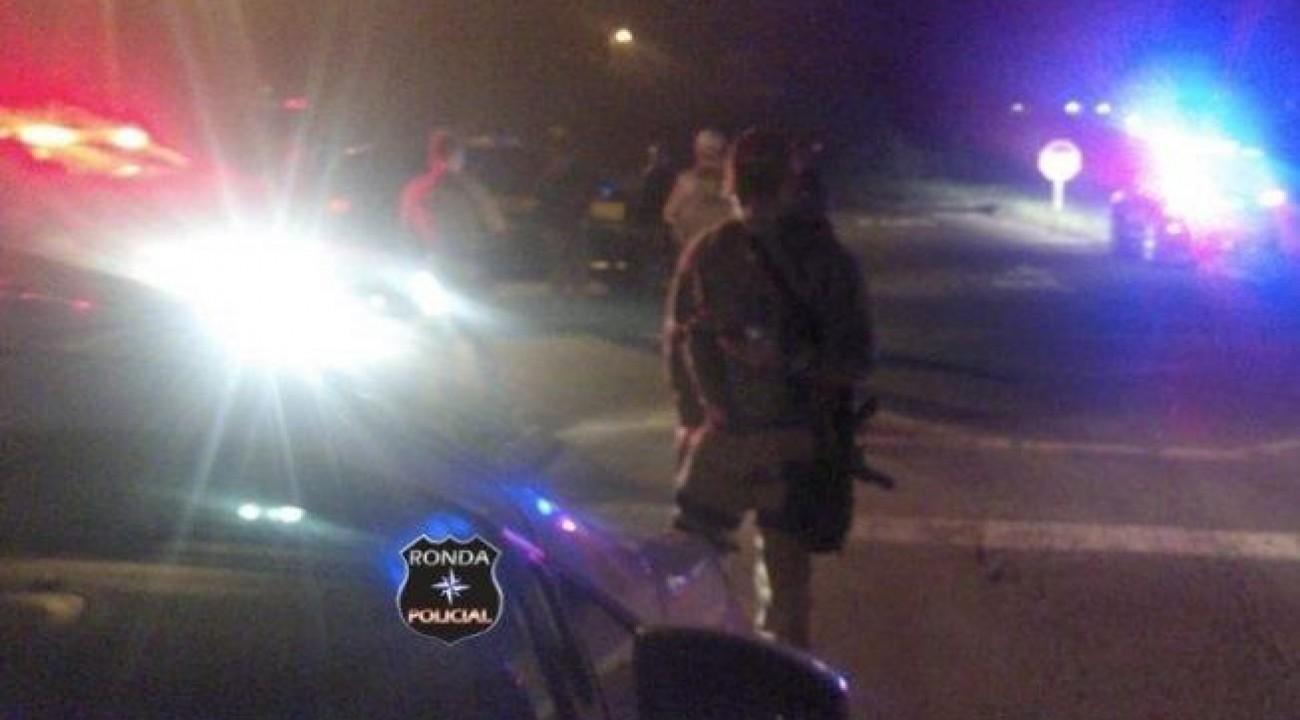 Tentativa de assalto a banco mobiliza policiais na região Oeste.