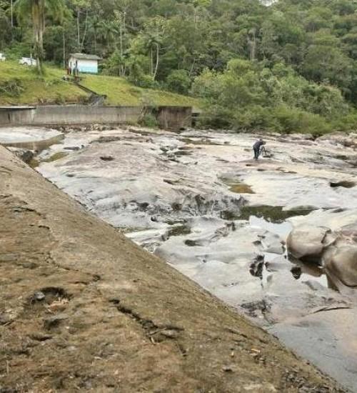 Boletim apresenta melhora na qualidade da água dos rios em Santa Catarina.