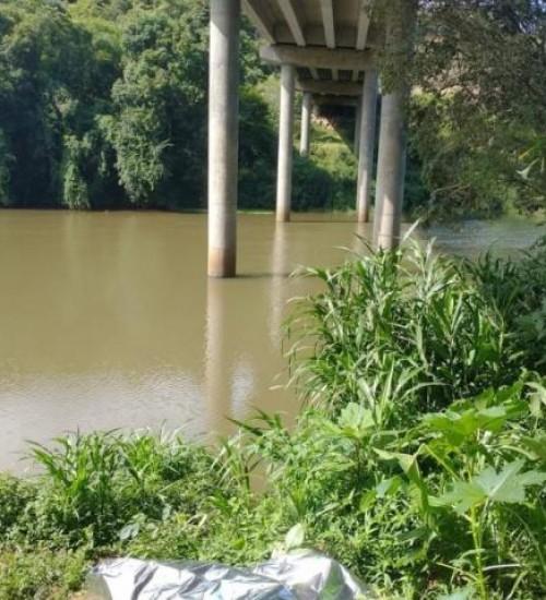 Homem morre afogado durante pescaria no Oeste de SC.