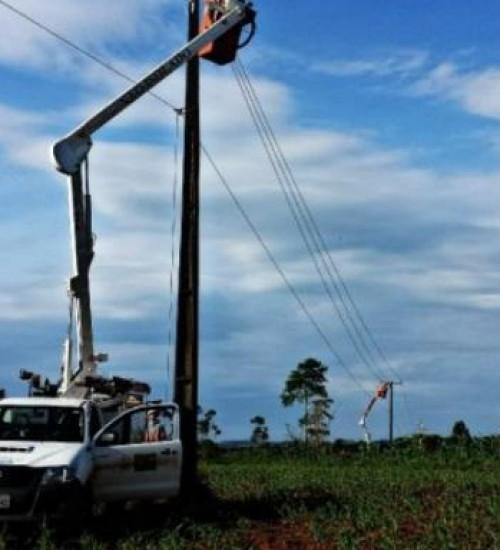 Agricultura e Celesc unem esforços para ampliar a qualidade da energia elétrica no meio rural.