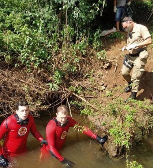 Homem morre afogado em Flor do sertão SC.