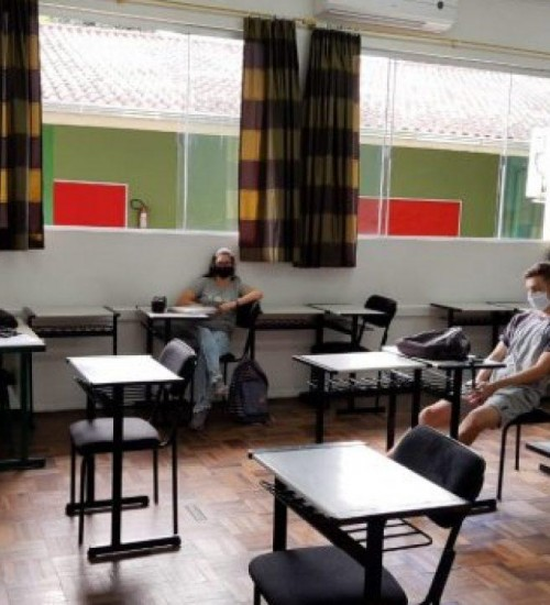 Itapiranga define retorno das aulas presenciais para próxima semana.