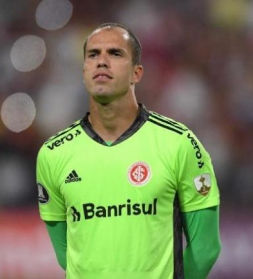 Marcelo Lomba recebe sondagem da MLS e pode deixar o Internacional.