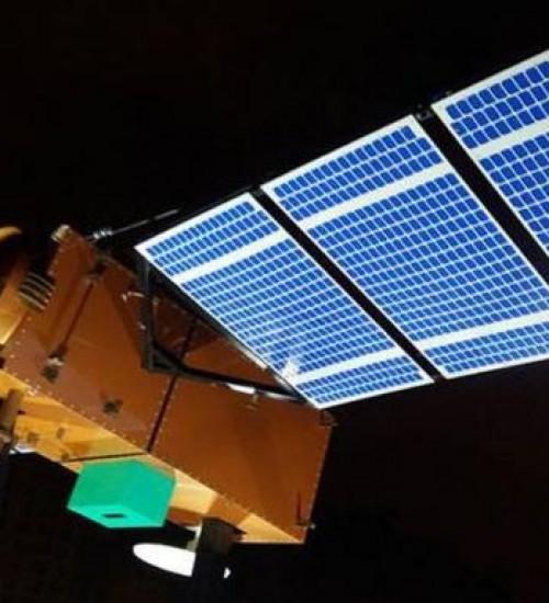 Primeiro satélite 100% brasileiro será lançado no fim de fevereiro.
