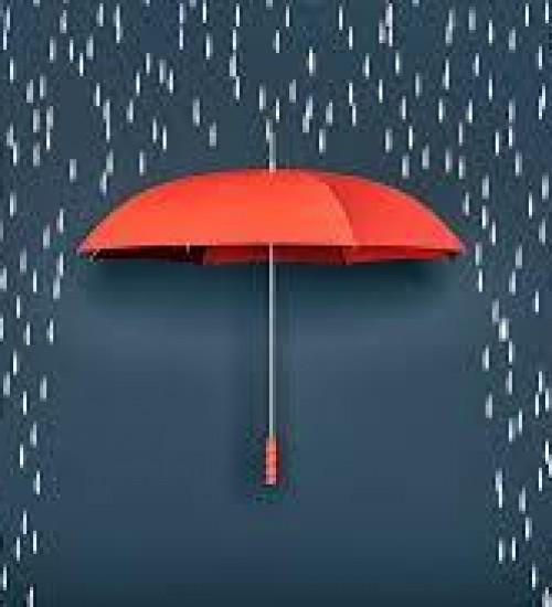 Segue risco de temporal isolado de verão nesta quarta-feira.