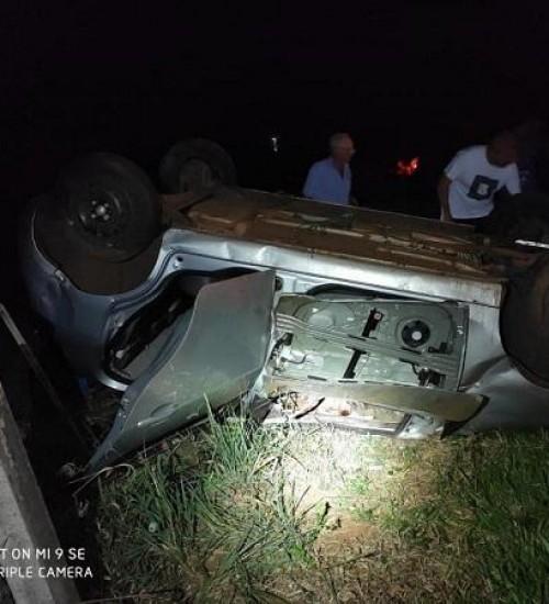 Acidente envolve dois veículos e deixa feridos em Iporã do Oeste
