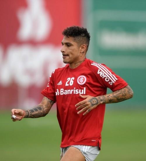 Inter inicia Gauchão ainda sem Guerrero; veja o provável time para a estreia contra o Juventude