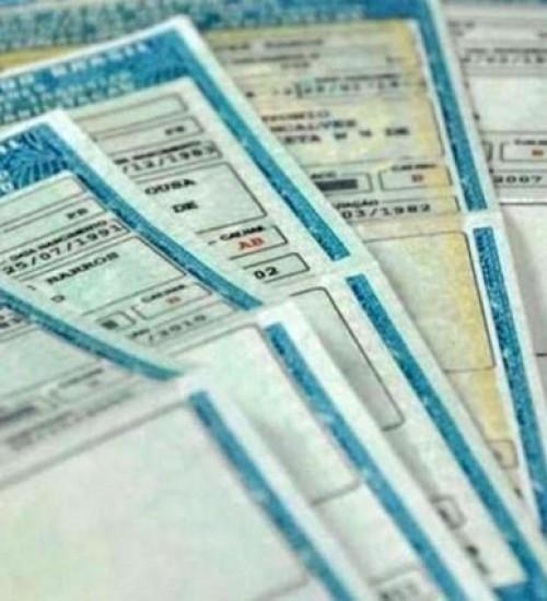 Novo prazo para renovação de CNH e de ampliação de pontos na carteira entram em vigor em um mês.