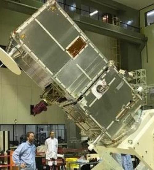 Satélite Amazônia 1 chega à órbita com sucesso e inicia transmissão de dados.