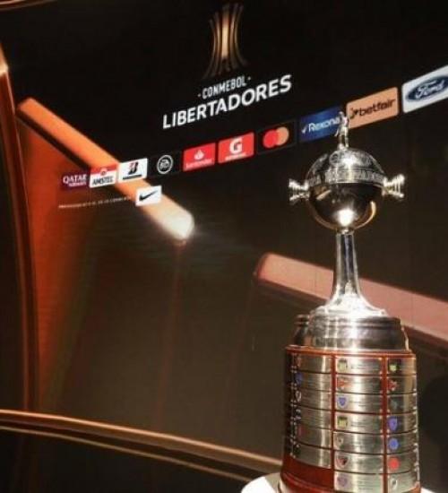 Conmebol divulga calendário de jogos da fase de grupos da Libertadores.