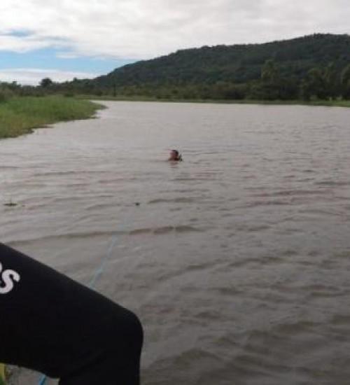 Corpo de jovem que desapareceu após cair de jet-ski é encontrado em SC.