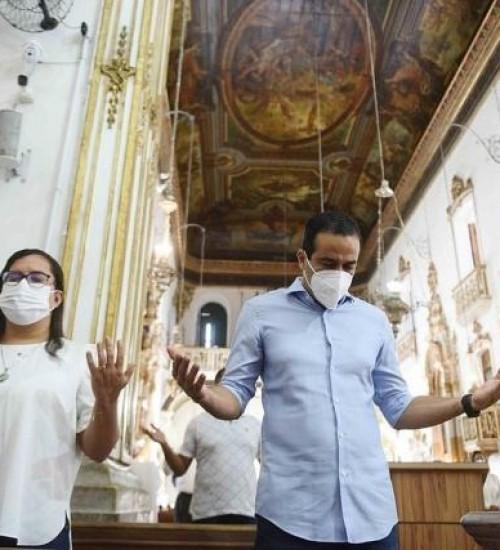 Cultos e missas em Santa Catarina: Veja como fica a atividade no Estado após a decisão do STF.