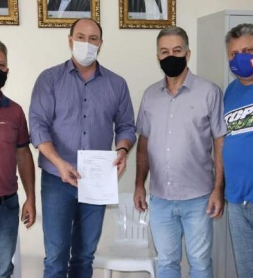 Deputado Mauro de Nadal destina cerca de R$ 2 milhões em emendas para mais nove municípios.