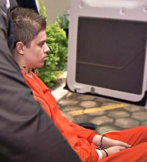 Assassino de Saudades passará por avaliação psicológica antes de trocar de cela.