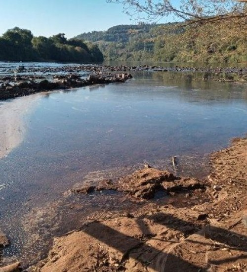Boletim hídrico aponta agravamento da seca no Oeste e Extremo-Oeste do Estado.
