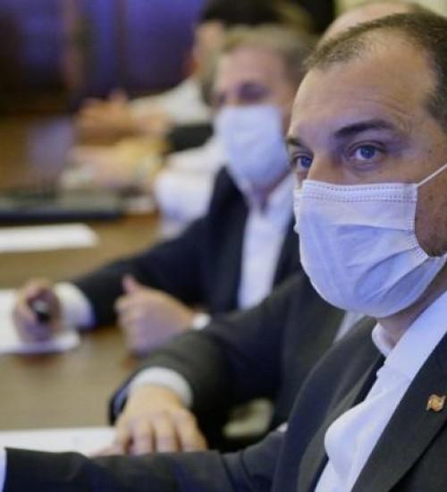 Carlos Moisés e outros 18 governadores acionam o STF para evitar a CPI Covid.
