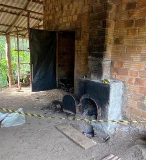 Mulher confessa que dopou e incinerou marido em forno de fumo no sul do RS e é presa.