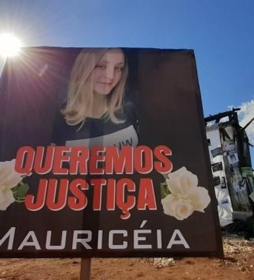 Justiça decreta prisão preventiva a suspeito de matar Mauricéia Fátima Estraich.