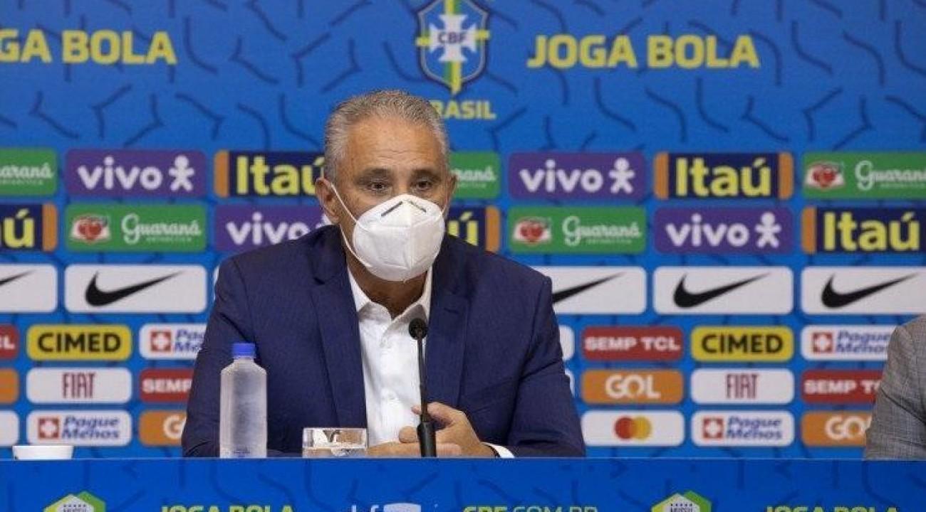Tite convoca a Seleção para duelos contra Paraguai e Equador.
