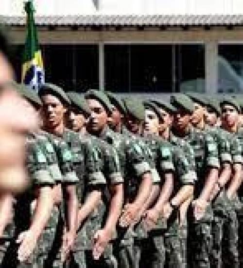 Jovens que completam 18 anos em 2021 devem fazer o Alistamento Militar até 30 de junho.