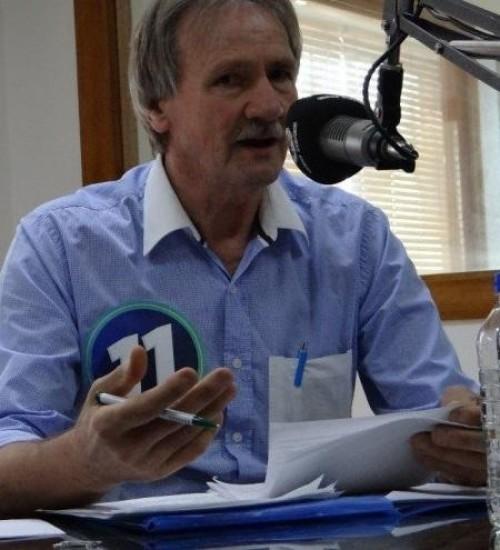 Prefeito de Tunápolis defende redução de regalias no serviço público.