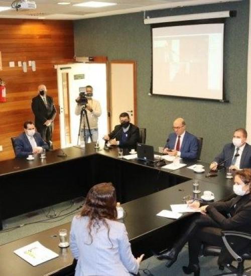 Santa Catarina quer ampliar indenizações do Fundesa aos produtores rurais.