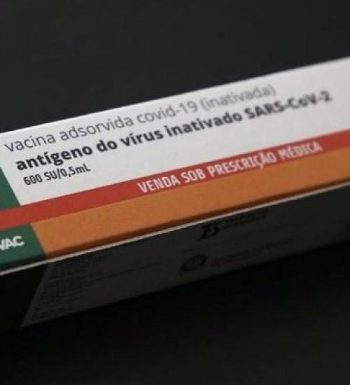 SC quer comprar doses da vacina Butanvac do governo de São Paulo.