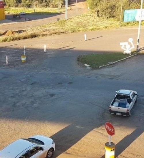 BR 163: rodovia em más condições de tráfego atrapalha desenvolvimento econômico, afirma prefeito.