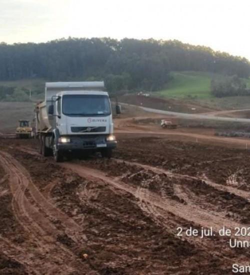BR-282 será fechada para obras do Contorno Viário Extremo-Oeste, em Chapecó.