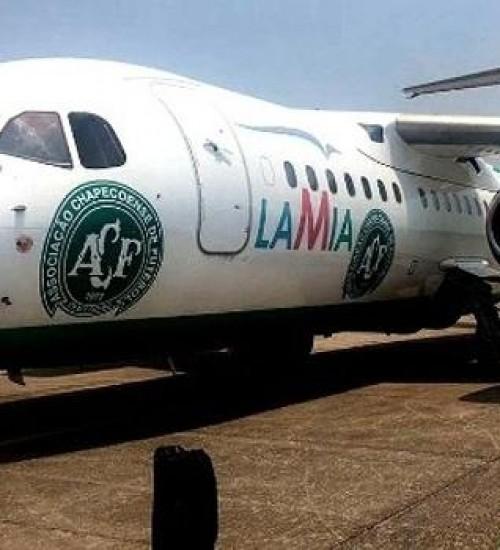 Famílias de vítimas de voo da Chape ainda aguardam indenização.