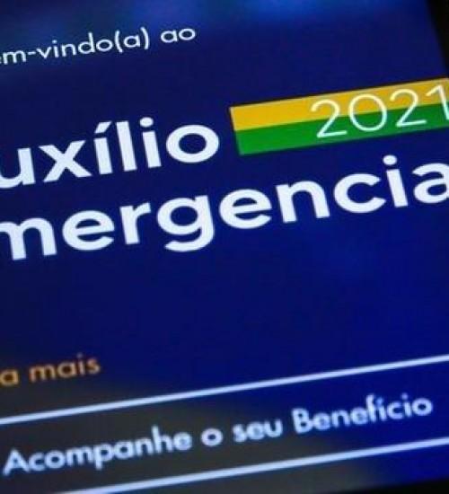 Governo antecipa novos pagamentos do auxílio emergencial.