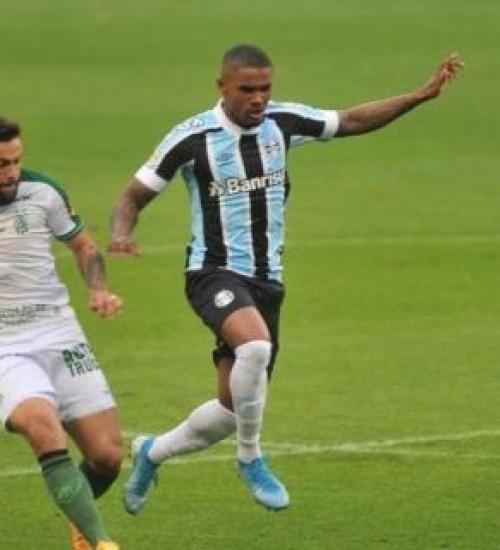 Grêmio cede empate ao América-MG e segue sem vencer em casa pelo Brasileirão.