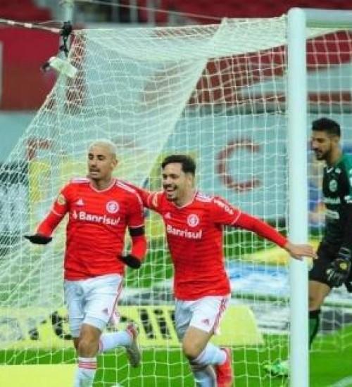 Inter bate Juventude por 1 a 0 e vence a primeira no Beira-Rio pelo Brasileirão.