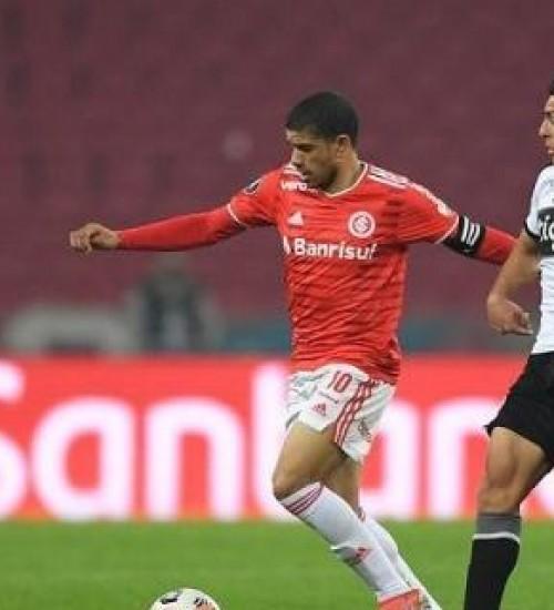 Inter confirma lesões de Taison e Patrick, e dupla desfalca diante do Athletico-PR.
