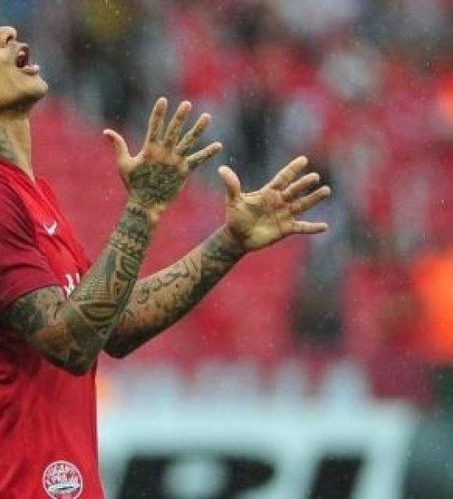 Inter projeta retorno de Guerrero para agosto.