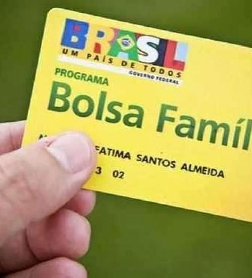 Reajuste do Bolsa Família pode ser de 50% ou mais, diz ministro da Cidadania.