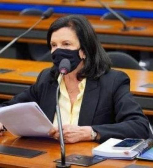 Após erro contra voto impresso, Angela Amin envia documento e Câmara apura relatos.