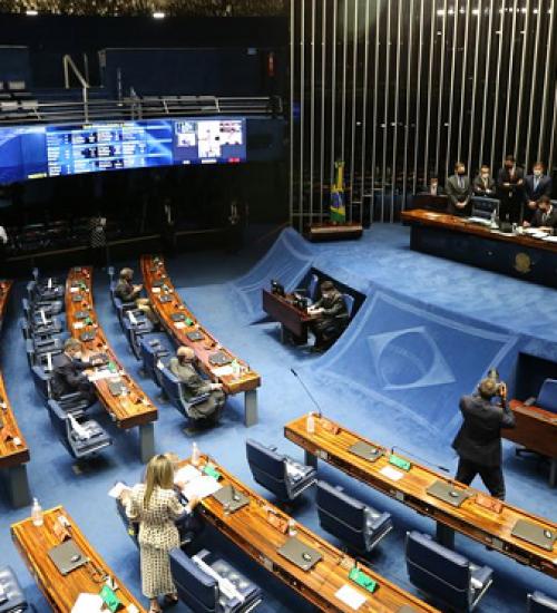 Senado aprova proibição de armas para agressores de mulheres.