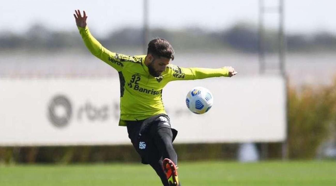 Com rodada mantida, Inter foca nos treinos para confronto contra o Fortaleza.